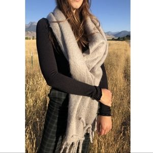Urban Outfitters Sonia Nubby Scarf